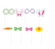 10 pack Spring Photo Booth Props