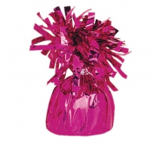 FOIL BALLOON WEIGHT MAGENTA