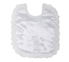Junior Joy Embroidered Baby Bib