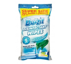 Disinfectant Wipes (50 Pack)