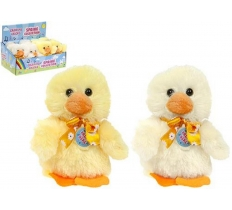 "4.5"" ( 11CM ) PLUSH CHIRPING CHICKS WITH SOUND"