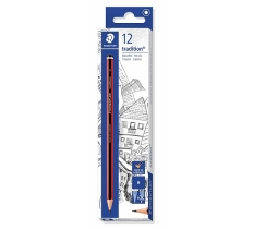 Staedtler DEG Tradition Pencils H x 12 ( 31p each )