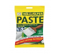 Wallpaper Paste 6 Pint (5 Rolls)