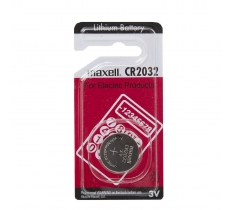 MAXELL / RENATA / JCB CR2032 3V LITHIUM BATTERIES X 10