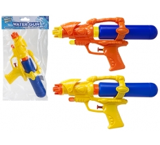 "11"" WATER GUN IN POLYBAG WITH HEADER CARD"
