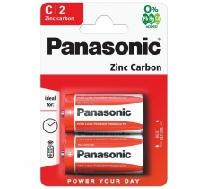 Panasonic C 2 Pack x 12