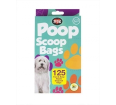 Pat'S Poop-Scoop Bags (125 Pack)