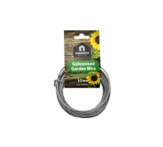GARDEN 2MM GALVANISED WIRE 10M
