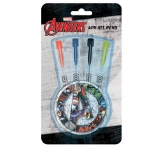 AVENGERS ICON MINI GEL PENS
