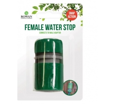 Snap Action Female Water Stop