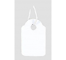 COUNTY STRUNG TAGS ( 13MM X 20MM ) 200 PACK