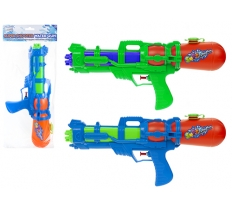 "14.5"" WATER GUN SPECIAL IN POLY BAG WITH HEADER CARD"