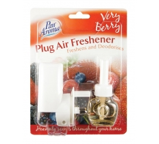 PLUG IN AIR FRESHENER VERY BERRY