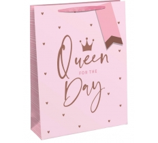 QUEEN FOR THE DAY PERFUME BAG