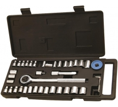 BLACKSPUR 40PC SOCKET WRENCH SET