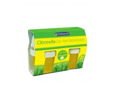 CITRONELLA 2 PACK GEL FRESHENERS