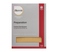 HARRIS SANDPAPER COARSE