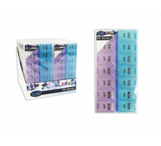 14 Compartment Pill Box