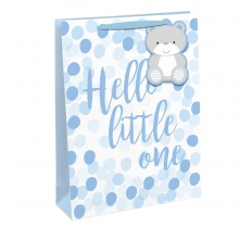 BBY BOY SPOT XL WIDE GIFT BAG