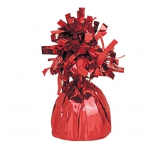 FOIL BALLOON WGHT - RED