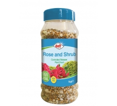 DOFF CONTROLLED RELEASE ROSE & SHRUB PLANT FOOD 1KG