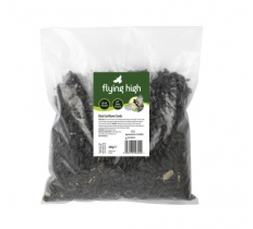 BIRD SEED BLACK SUNFLOWER 400G