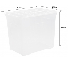 Crystal 160L Box and Lid