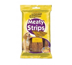MEATY STRIPS WITH CHICKEN - 18 STRIPS