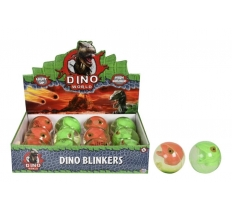 Dino World L/Up Dino Blinkers