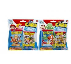 ASSORTED FLASH CARD GAMES