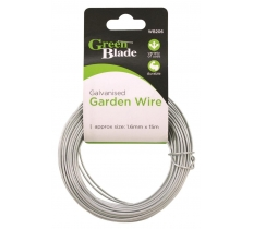 BLACKSPUR 1.6MM X 15M GALVANISED GARDEN WIRE