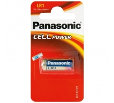PANASONIC N / LR1 ALKALINE BATTERIES X 10
