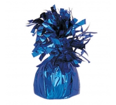 FOIL BALLOON WGHT - ROYAL BLUE