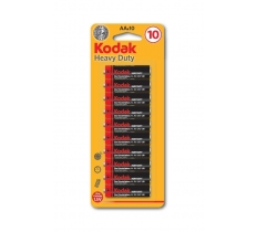Kodak AA Batteries 10 Pack