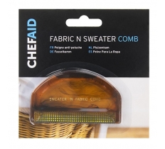 CHEF AID FABRIC AND SWEATER COMB CARDED