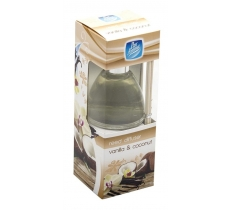 DOME REED DIFFUSER 50ML - VANILLA & COCONUT