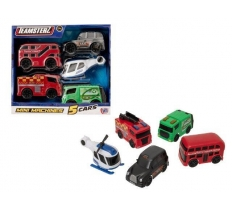 CITY MINI MOVERS 5PACK