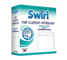 NET CURTAIN WHITENER 4PK