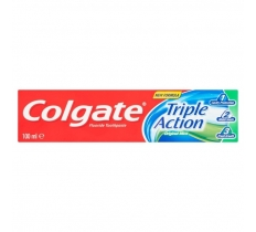 Colgate Triple Action Toothpaste 100ml x 12 (75p Each)