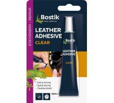Bostik Leather Repair Clear Glue 20ml