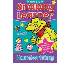 Snappy Learner (5-7) - Handwriting