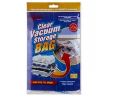 CLEAR VACUUM STORAGE BAG 60X80CM