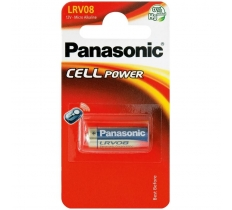 PANASONIC LRV08 ALKALINE BATTERIES X 10