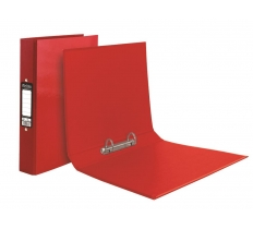 BRIGHTS RINGBINDER A4 RED
