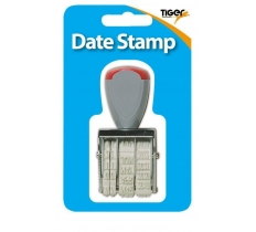 Tiger Date Stamp