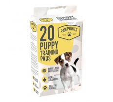 TRAINING PADS FOR PUPPIES 20 PACK