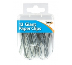 Essential 12 Giant Paper Clips