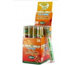 CYCLONES CLEAR CONE Tiki Tango (24 PACK)