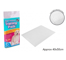 Puppy Training Pads (6 Pack)
