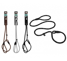 REFLECTIVE ROPE SLIP DOG LEAD 1.3 X 150CM